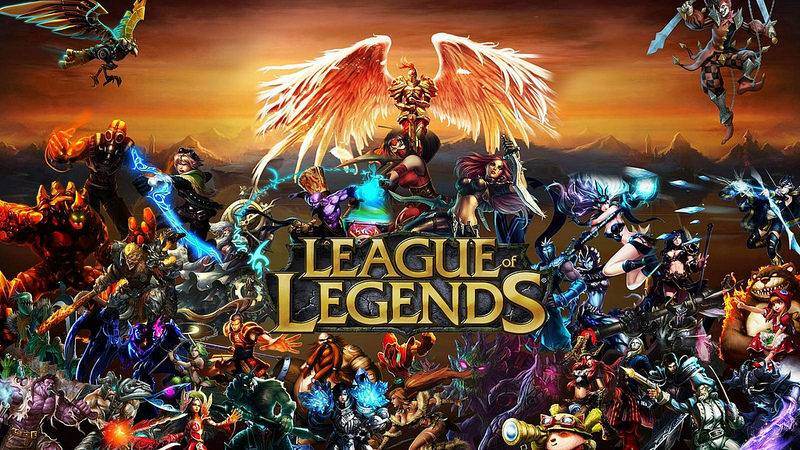 League of Legends ScreenShot - https://www.flickr.com/photos/downloadsourcefr/