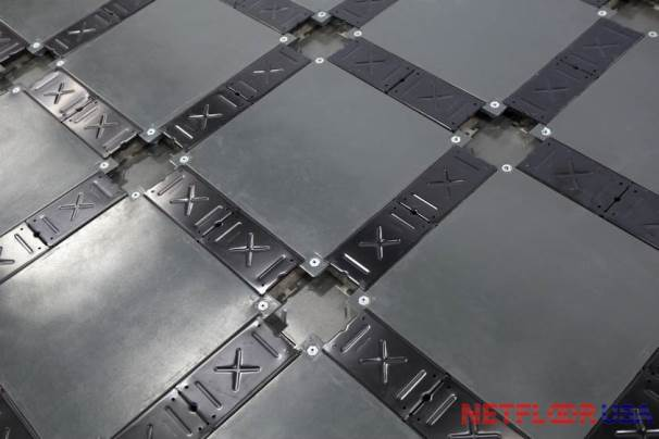 Netfloor USA CamassCrete Low Profile Floor Photo