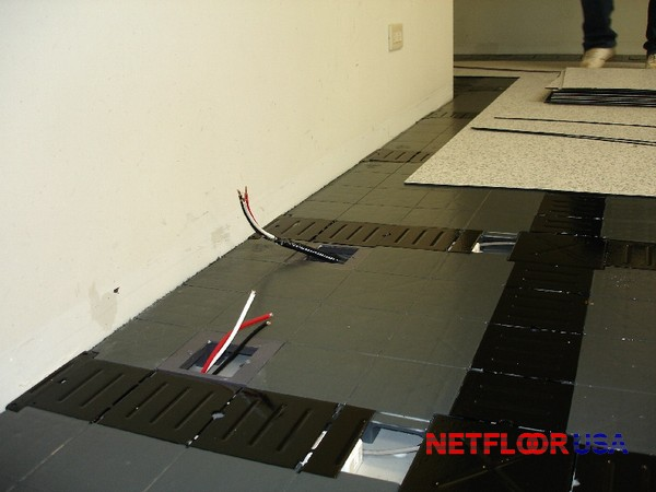Netfloor USA ECO Low Profile Floor Photo