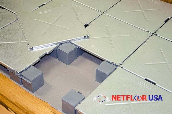 Netfloor USA Grand Square Access Floor