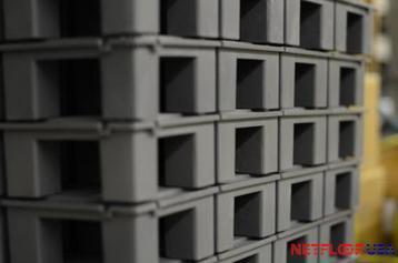 Netfloor USA ECO Low Profile Access Floor