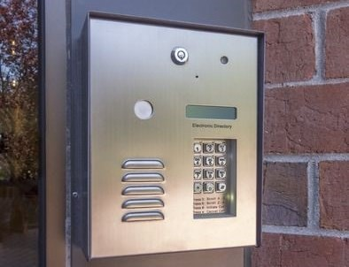 An Electronic Door Lock