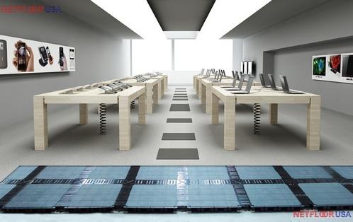 NetfloorUSA Access Floor Concept Creation